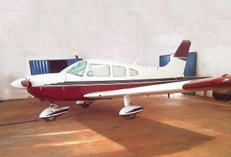 Neiva Carioca P28B 1976