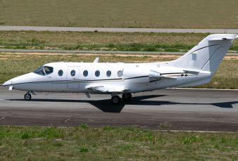 Beechcraft Beechjet 400A BE40 2001