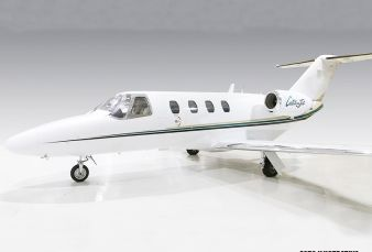 Cessna Citation Jet C525 1995