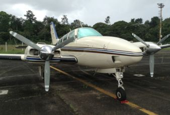 Beechcraft Baron 58 BE58 1974