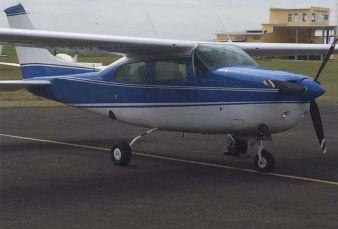 Cessna Centurion C210 1972