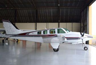 Beechcraft Baron 58 BE58 1998