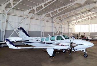Beechcraft Baron 58 BE58 1983