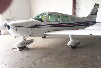 Piper Cherokee P28A 1974