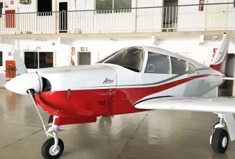 Piper Cherokee Arrow II P28R 1971