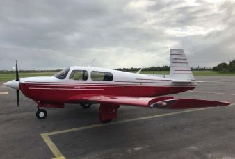 Mooney Aircraft Mooney M20P 1990