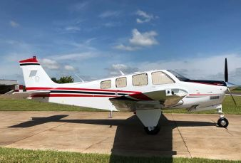 Hawker Beechcraft Bonanza G36 BE36 2006