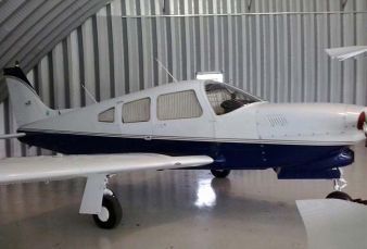 Piper Corisco Turbo P28R 1977
