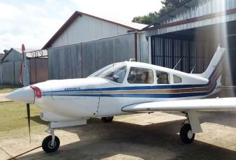Piper Arrow Turbo III P28R 1977