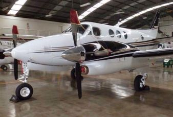 Hawker Beechcraft KING AIR C90GT BE9L 2007
