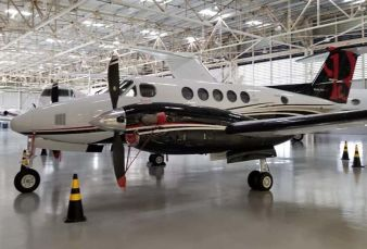 Hawker Beechcraft King Air 250 BE20 2012
