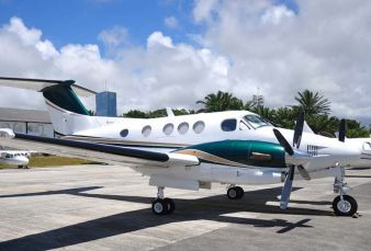 Hawker Beechcraft King Air F90-1 BE9T 1984