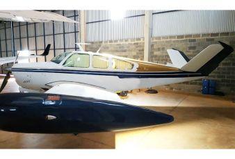 Beechcraft Bonanza V35B BE35 1797