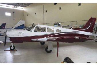 Piper Arrow Turbo (Cauda Baixa) P28T 1978