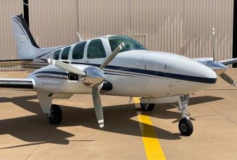 Beechcraft Baron 58 BE58 1999