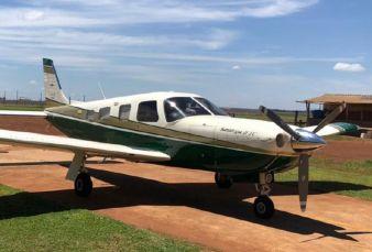 Piper Saratoga II TC PA32 1998