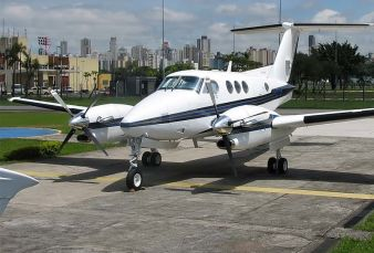 Beechcraft King Air  F90 BE9T 1984