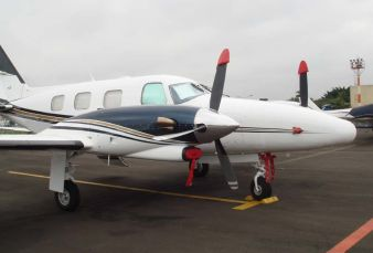 Piper Cheyenne II PAY2 1980