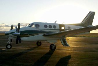Beechcraft King Air C90B Jaguar BE9L 2000