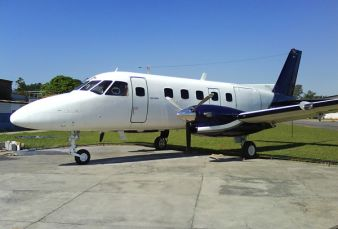 Embraer Bandeirante  E110 1982