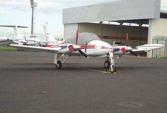 Cessna 310G C310 1962