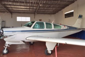 Beechcraft Bonanza F33A BE33 1992
