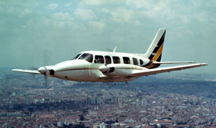 Segurança das aeronaves da década de 70 e 80 - Parte 2