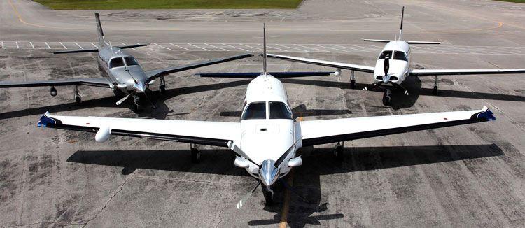 Piper Matrix, Meridian, Mirage e JetPROP – Conheça a família de monomotores Malibu