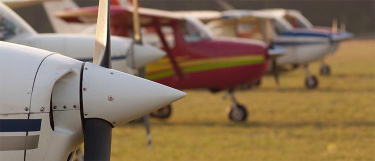 Segurança das aeronaves da década de 70 e 80 - Parte 1