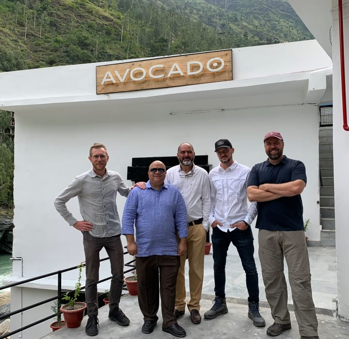 Avocado Organic Wool Processing