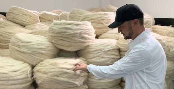 GOTS Organic Wool