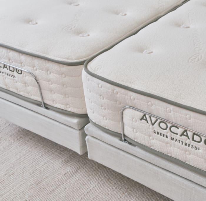 可调节床架基地产品照片