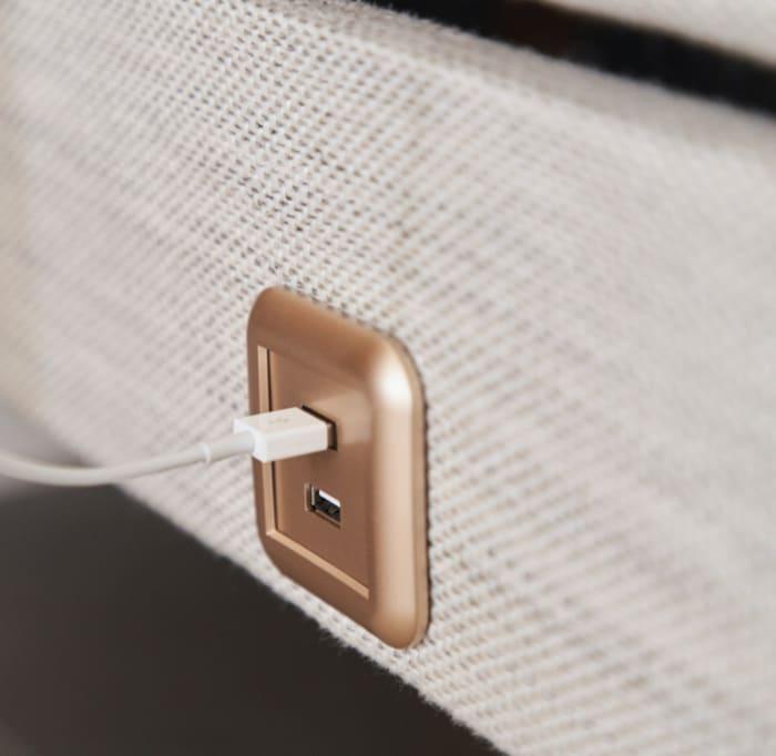 Adjustable Bed Frame Base Product Photo