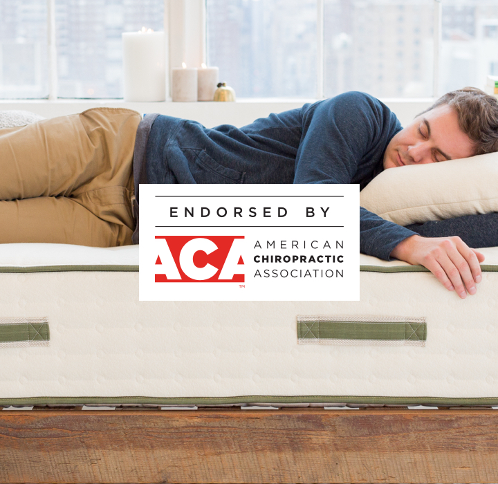 Best Mattress Back Neck Pain Relief ACA American Chiropractic Association