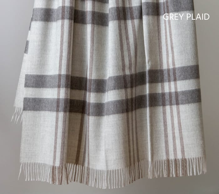 Alpaca Wool Throws Product Photo