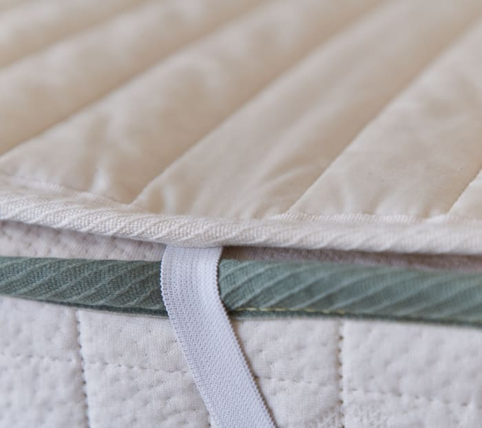 Organic Crib Mattress Product Photo