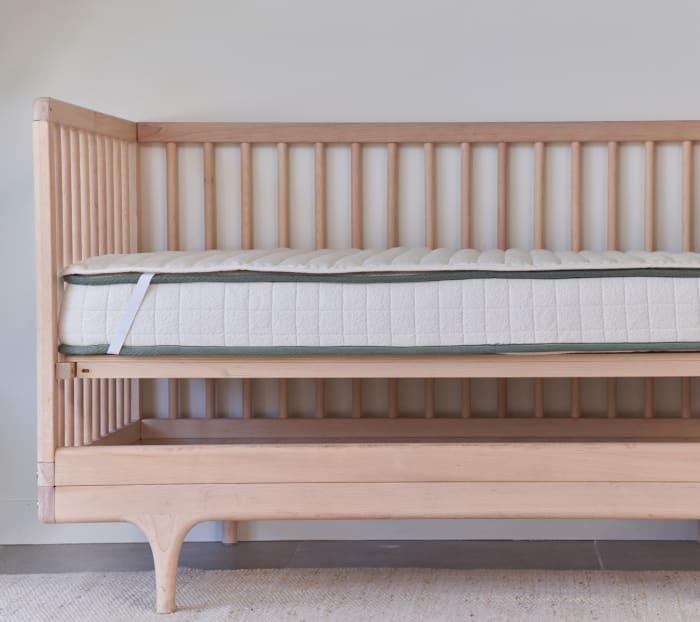 Organic Crib Mattress Product Photo