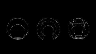 Moon Structures - © Avoir