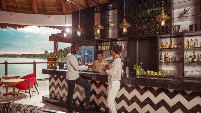 Taco Arte, Beach Lounge