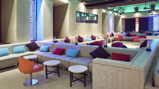 The Maya Lounge