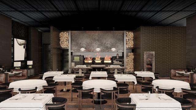 Open Fire Restaurant