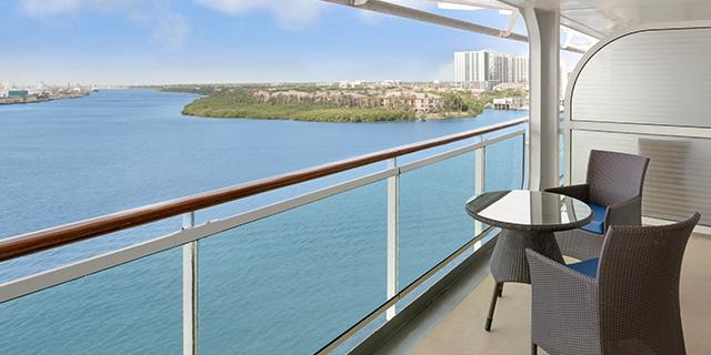 Vision Of The Seas - Royal Caribbean - Avoya Travel