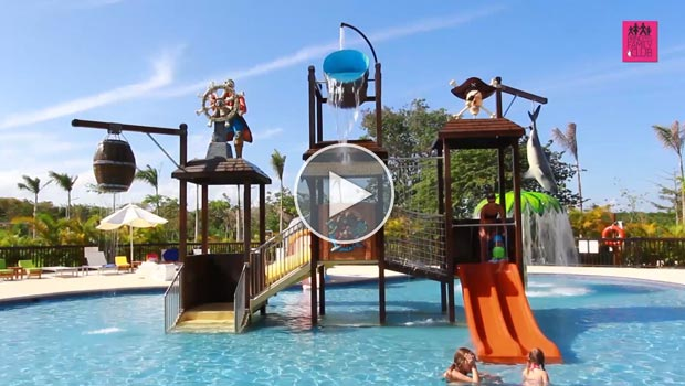 Video - Family Club - Grand Riviera Princess - Riviera Maya