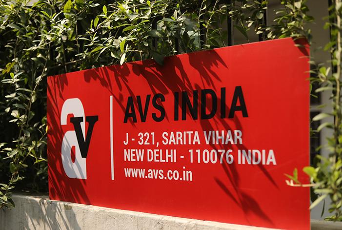 The AVS office