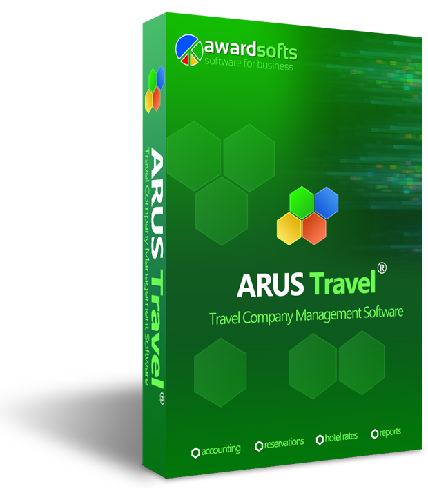 ARUS Travel / Tourism Company Accounting Management Software Dubai