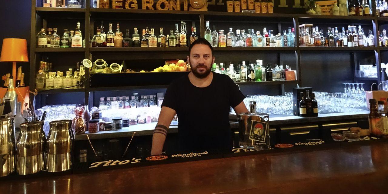 Die Elizabeth Bar in Freiburg