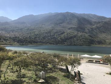 Kournas-See auf Kreta