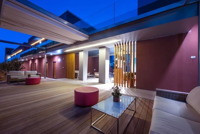 Stylisch und puristisch © Hotel Corissia Harmony