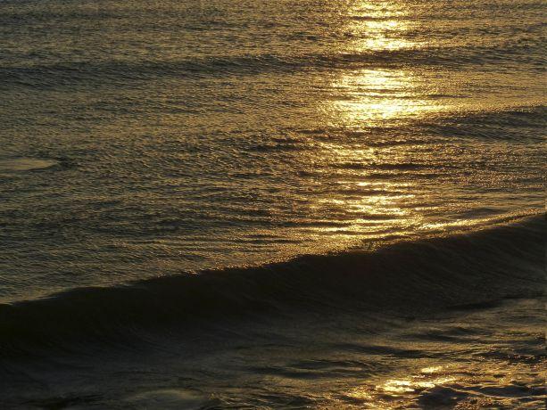 Sonnenuntergang am Plakias Beach