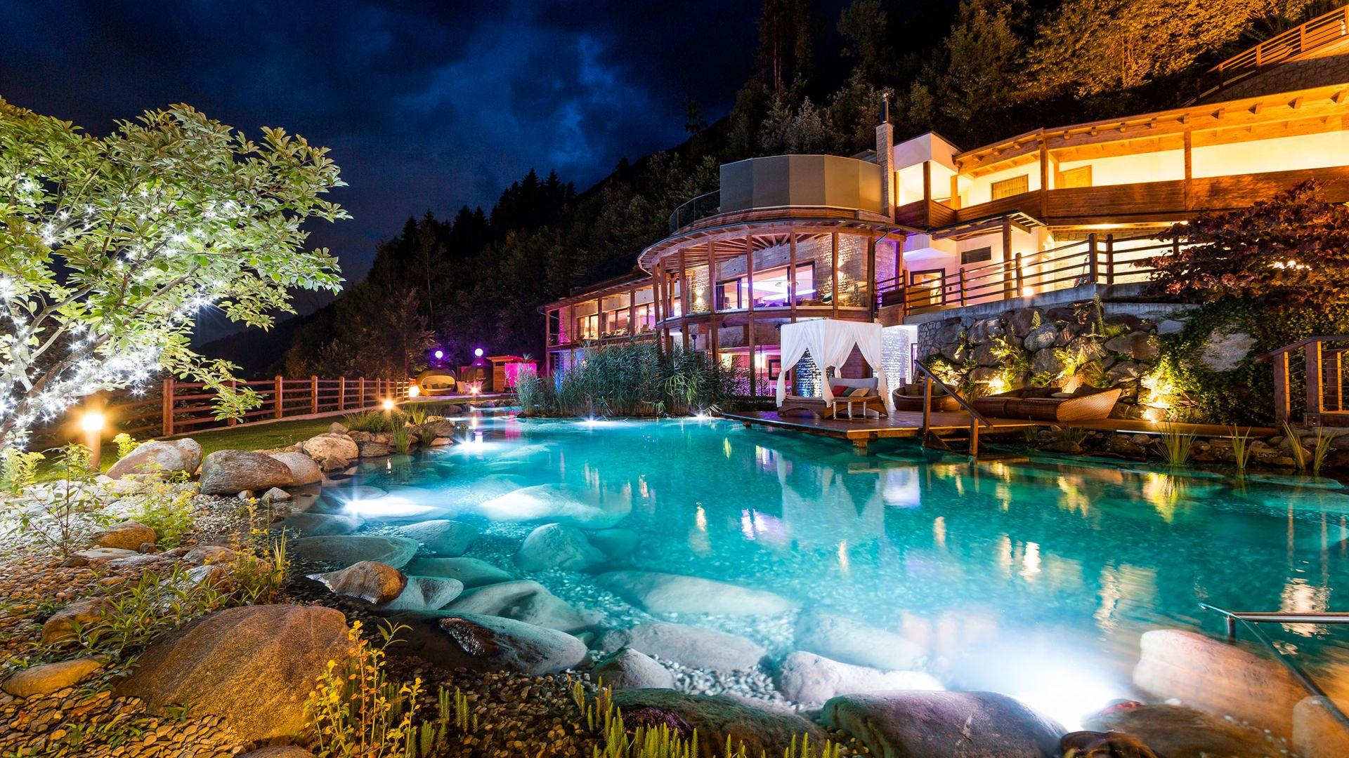 Sport Wellness Resort Quellenhof Südtirol Reisemagazin